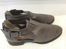 Clarks Narrative grey/taupe casual shoes size 4.5D/37.5