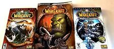 World Of War Expansion Sets, Mists Of Pandaria&Wrath Of The Lich King/Guide