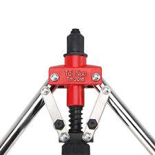 Repair Pop Rivet Gun | Manual Hand Riveter Heavy Duty Tool 40 Rivets 4 Nosepiece