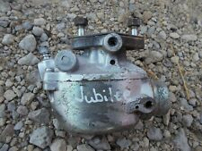Ford Jubilee Tractor Carburetor Assembly