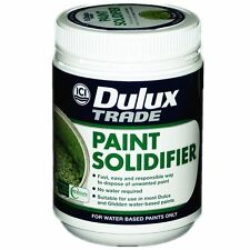 1 x Dulux® Paint Solidifier Professional DIY Fast Dry Universal Activator 500g