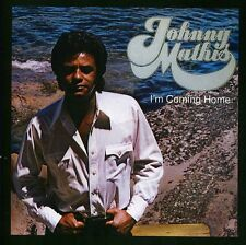 I'm Coming Home - Johnny Mathis (2003, CD NIEUW)