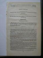 Gov Report 1904 Owen E Newton 12th Independent Battery WI Lt Artillery Civil War
