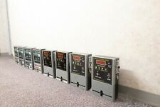 Lot of 8 Coin Operated Alcohol Tester Breathalyzer Vending Machines
