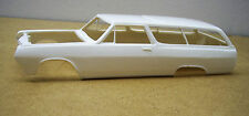 1965 CHEVELL 2 DOOR WAGON KIT  1/25 SCALE RESIN
