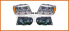 Scheinwerfer-Satz Jeep Chrysler Grand Cherokee Bj. 99-04
