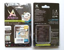 Batteria maggiorata originale ANDIDA 1700mAh x Motorola Moto XT701 XT760