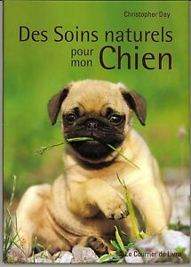 Livre / Guide - Des soins naturels pour mon chien