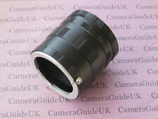 AF Macro Extension Tube for Sony DSLR-A580, A560, A390, A290, A450, A850, A500
