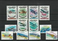 Planes & Jets Stamps Ref 23980