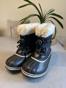 Sorel Kids Snow Boots UK Size 12 BRAND NEW