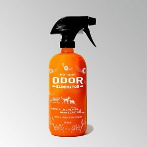 ANGRY ORANGE 24 oz Ready-to-Use Citrus Pet Odor Eliminator Pet Spray