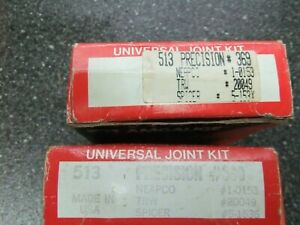 AMGAUGE--PRECISION JOINTS UNIVERSAL JOINT (#369)--[ 513 ]