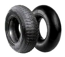 "4.80 / 4.00 - 8 TYRE AND INNER TUBE, WHEELBARROW FITS 16"" WHEEL / WHEELS"