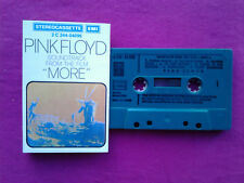 "K 7 / Cassette / The Pink Floyd ‎– Soundtrack From The Film ""More"" / FR 1974"