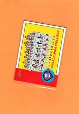 2012 TOPPS HERITAGE PHILLIES TEAM CARD #13 *18128