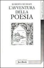 L'avventura della poesia.Mussapapi - Autografato