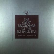 2LP BENNY CARTER / ALVINO REY - The Great Recordings Of The Big Bande Era 49/50