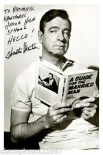 Walter Matthau + + AUTOGRAPHE + + + + Hollywood légende + +