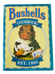 VINTAGE Bushells Cookbook by Veronica Cuskelly Paperback 1996 Recipes For Tea