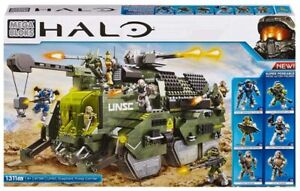 Mega Bloks Halo UNSC Elephant Troop Carrier 97381