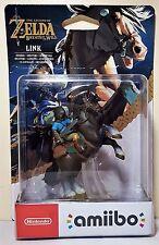 Nintendo Amiibo Link Rider The Legend of Zelda Breath Of The Wild Brand New