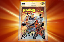 Marvel Comics #1000 Rob Liefeld Variant - SIGNED BY ROB LIEFELD + CGC SS
