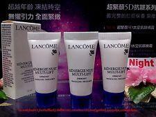 [LANCOME] Renergie Nuit Multi-lift Anti-Wrinkle Night Cream (5mlx3) BOX FREEPOST