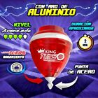 mexican COMETA TROMPO SPIN TOP PEONZA KING TURBO BALL BEARING STEEL TIP MOC