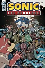 SONIC THE HEDGEHOG #20 (2018) - Cover B - New Bagged