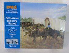 18623 IMEX / AMERICAN HISTORY SERIES / 513 CHUCK WAGON SCHOONER SET 1/72