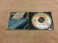 PETER GABRIEL (CAR) 1977 DEBUT SELF TITLED CD ORIGINAL USA ATCO 36-147-2 GENESIS