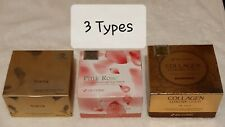 3 TYPES COLLAGEN EYE PATCHES, ENRICHED ESSENCE, ANTI AGING WRINKLE, TIGHTEN