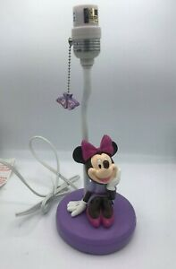 Disney Minnie Mouse  Lamp  only - See Details