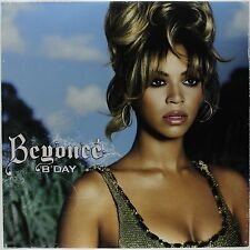 Beyonce B'day  2 LP VINYL with Inner Sleeve Cover + 2 BONUS TRACKs NEW