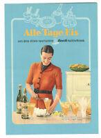 Pubblicità Brochure Tutti Giorni Ghiaccio Bosch Frigorifero 1939 (D8