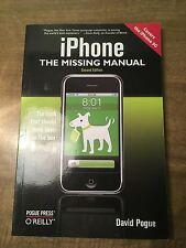 iPhone: The Missing Manual by  David Pogue(2008, PB)