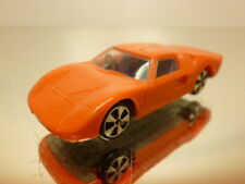 FALLER HIT-CAR FORD GT 40 - ORANGE L6.2cm - VERY GOOD CONDITION