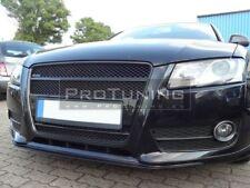 Apron For Audi A5 Sportback Front Bumper spoiler lip Valance addon S line