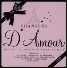 Französische Pop Musik-CD 's