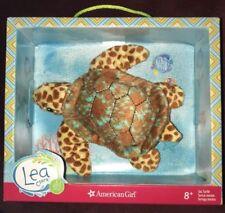 American Girl   Lea Clark Doll's Sea Turtle AG New in Box GOTY Pet FREE SHIPPING