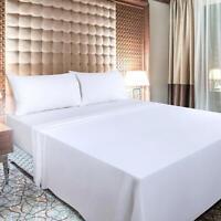 Bed Sheet Set 4 Piece 1 Flat Sheet 1 Fitted Sheet & 2 Pillowcases Utopia Bedding