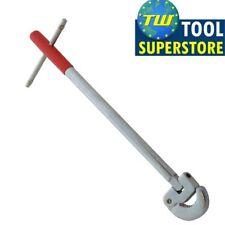 """Bacino fissa tubi di rame chiave rubinetto 1//2/"""" /& 3//4/"""" lavello bagno idraulico 15mm 22mm"""