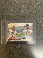 2018 Topps Update #US43 Vintage Stock /99 Ronald Acuna Jr & Albies