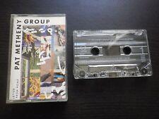 K7 CASSETTE audio PAT METHENY GROUP : LETTER FROM HOME (1989 envoi suivi)