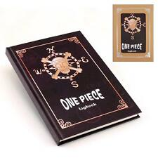 Anime One Piece Pirate Notebook Note Pocket-book Cosplay Gift Collection