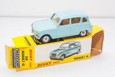 Dinky Toys Renault 4L 518 No Solido No Tekno No CIJ No JRD No Corgi No Pilen