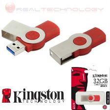 PEN DRIVE 32GB KINGSTON USB 3.0/2.0 DT101G3/32GB PENNA DATI 32GB