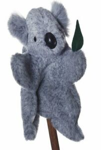 Keelah Koala Australian Native Animal Puppet