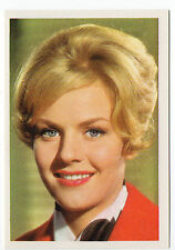 1960s German Film Star Card #60 German Eurovision Singer Heidi Bruhl